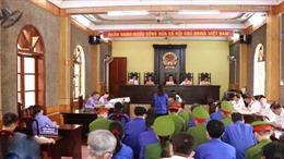 Các bị cáo gian lận điểm thi tại Sơn La nói lời sau cùng
