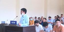 Nguyên Phó giám đốc Sở VHTT&DL Thanh Hóa hầu tòa