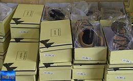 TP Hồ Chí Minh phát hiện lô giầy dép không rõ xuất xứ