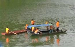 Tìm thấy thi thể hai nạn nhân còn lại trong vụ lật ghe trên sông Ba Lai