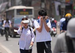 Thời tiết ngày 9/6: Bắc Bộ và Trung Bộ nắng nóng gay gắt, chỉ số tia UV ở mức gây hại rất cao