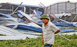Nhân chứng kể lại vụ lốc xoáy làm sập nhà xưởng khiến 21 người thương vong ở Vĩnh Phúc