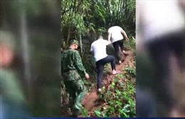 Quảng Ninh bắt nhóm người nhập cảnh trái phép