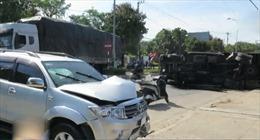 Tai nạn liên hoàn tại Phú Yên