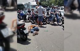 Các đối tượng trộm cắp xe máy đâm 3 người trọng thương