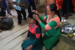 Lễ báo hiếu của đồng bào Raglai tỉnh Ninh Thuận