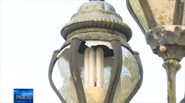 Lãng phí nhiều công trình chiếu sáng ở Bắc Kạn