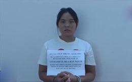 Nghệ An bắt đối tượng mua bán người qua biên giới