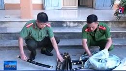 Thanh Hóa: Phát hiện lượng lớn vũ khí nóng vận chuyển qua đường bưu điện