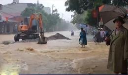 Mưa lớn tại Hà Giang, 7 người thương vong
