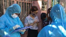 Đà Nẵng khẩn trương truy vết người tiếp xúc bệnh nhân COVID-19
