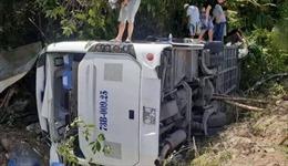 Tai nạn giao thông nghiêm trọng tại Quảng Bình