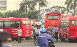 Thành phố Hồ Chí Minh dừng toàn bộ xe đến Đà Nẵng