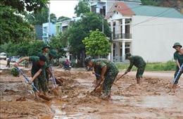 Thời tiết ngày 29/7: Bắc Bộ có mưa rào và dông, miền núi nguy cơ lũ quét, sạt lở đất