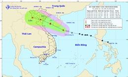 Thời tiết ngày 1/8: Áp thấp nhiệt đới có khả năng mạnh lên thành bão