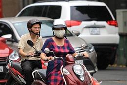Những hình ảnh người dân Hà Nội chủ quan không đeo khẩu trang nơi công cộng