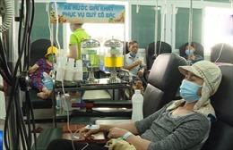 Xe nước miễn phí cho bệnh nhân ung thư TP Hồ Chí Minh