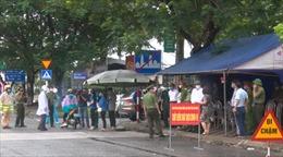 Lập 33 chốt kiểm soát ra vào thành phố Hải Dương