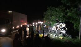 Khởi tố vụ tai nạn giao thông làm 8 người chết tại Bình Thuận