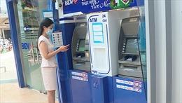 Rút tiền tại ATM không cần thẻ