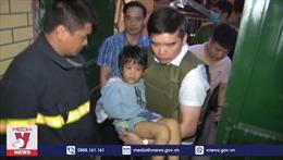 Giải cứu thành công bé gái bị bố đẻ bạo hành tại Bắc Ninh