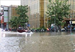 Thời tiết ngày 8/9: Các tỉnh Bắc Bộ có mưa to đến rất to