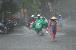 Thời tiết ngày 12/9: Bắc Bộ và Thanh Hóa có mưa to đến rất to