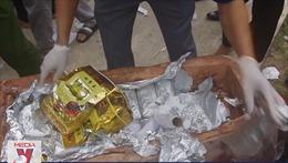 Triệt phá đường dây vận chuyển hơn 237 kg ma túy từ Lào vào Việt Nam