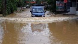 Thời tiết ngày 15/9: Mưa to gây nguy cơ lũ quét, sạt lở đất và ngập úng cục bộ tại Bắc Bộ