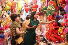 Đồ chơi Trung thu truyền thống chiếm lĩnh thị trường