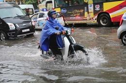 Thời tiết ngày 29/9: Nhiều khu vực trên cả nước mưa dông, đề phòng lốc, sét, mưa đá