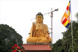 Cận cảnh đại Phật tượng lớn nhất Đông Nam Á
