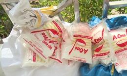 Phát hiện cơ sở sản xuất bột ngọt giả