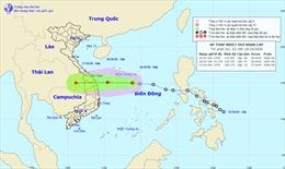 Thời tiết ngày 16/10: Áp thấp nhiệt đới gây gió mạnh, sóng lớn trên biển