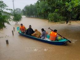 Thời tiết ngày 18/10: Trung Bộ tiếp tục có mưa to đến rất to