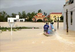 Thời tiết ngày 19/10: Nguy cơ cao xảy ra lũ đặc biệt lớn trên các sông tại Hà Tĩnh, Quảng Bình