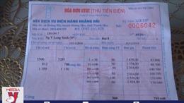 Sai phạm tại Hợp tác xã Dịch vụ điện năng ở Thanh Hóa