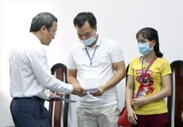 Ủy ban An toàn Giao thông Quốc gia thăm hỏi các nạn nhân bị tai nạn giao thông