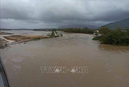 Mưa lớn có nguy cơ gây ngập lụt tại miền Trung, bão Wamco đi vào Biển Đông
