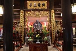 Lễ kỷ niệm 650 năm ngày mất của Danh nhân Chu Văn An