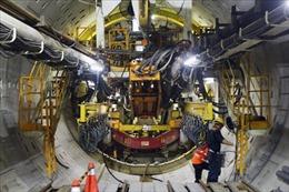 Nguyên lý hoạt động của robot đào hầm đường sắt Nhổn - Ga Hà Nội