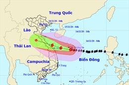 Ứng phó bão số 13: Quảng Nam cho học sinh, sinh viên nghỉ học