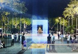 Lấy ý kiến cộng đồng về các phương án thiết kế công trình Km0 ở Hồ Hoàn Kiếm