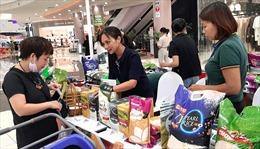 100 gian hàng nông sản an toàn, sản phẩm OCOP tại TTTM AEON Mall Hà Đông