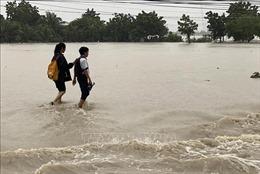 Trung Bộ và Tây Nguyên mưa to đến rất to, nguy cơ cao xảy ra lũ quét, sạt lở đất