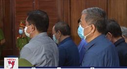 Ông Đinh La Thăng nhận mức án 10 năm tù trong vụ án đường cao tốc Trung Lương