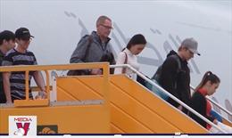 Khách trong nước trở lại Đà Nẵng