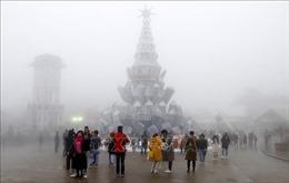 Bắc Bộ và Trung Bộ trời rét, Nam Bộ mưa rông