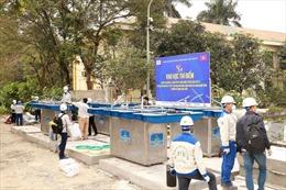 Thí điểm xử lý mùi bãi rác Nam Sơn bằng công nghệ Nhật Bản