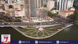 TP Hồ Chí Minh hoàn tất trùng tu cột cờ Thủ Ngữ